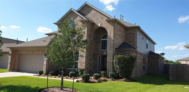 9639 Clear Diamond Drive, Rosharon, TX 77583 (MLS #79862259) :: The SOLD by George Team