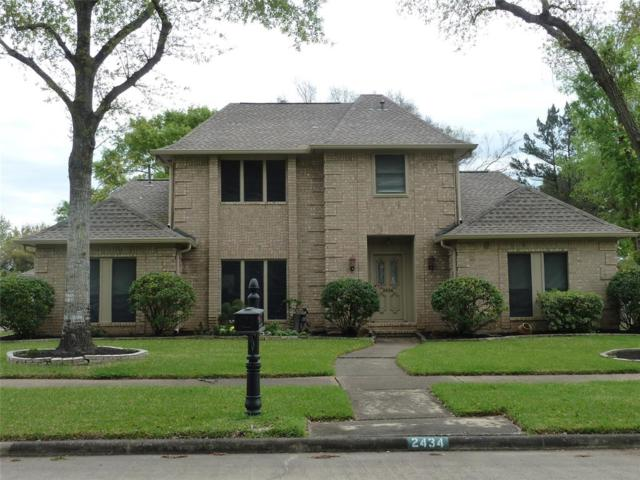 2434 Hodges Bend Circle, Sugar Land, TX 77479 (MLS #80056755) :: Connect Realty
