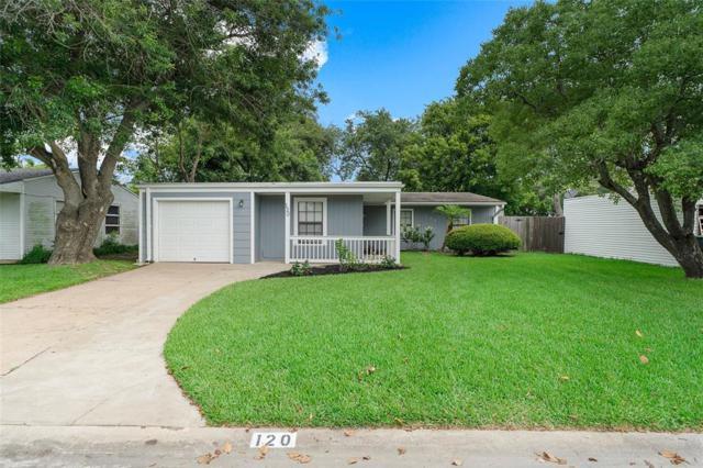 120 Barracuda Avenue, Galveston, TX 77550 (MLS #80270097) :: The Heyl Group at Keller Williams