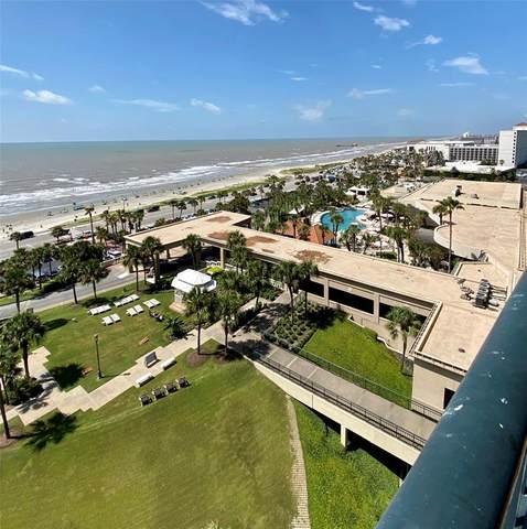 5220 Seawall Boulevard 1036D, Galveston, TX 77551 (MLS #80281201) :: All Cities USA Realty