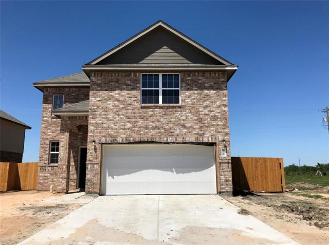 9406 Yellow Rose Drive, Texas City, TX 77591 (MLS #80313778) :: The Sansone Group