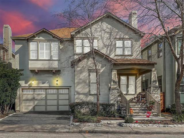 2626 Beauchamp Street, Houston, TX 77009 (MLS #80315511) :: The Freund Group