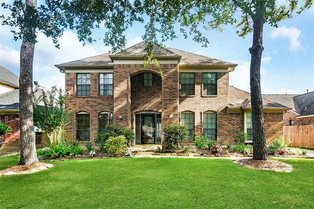 2120 Shadow Bay Circle, League City, TX 77573 (MLS #80427474) :: The SOLD by George Team