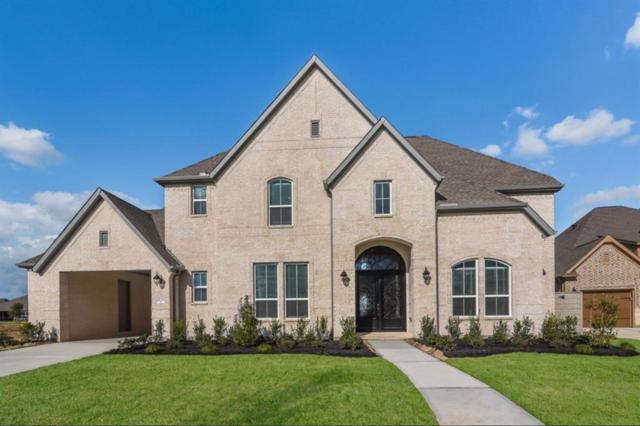 4735 Mesquite Terrace Drive, Manvel, TX 77578 (MLS #80449608) :: The Kevin Allen Jones Home Team