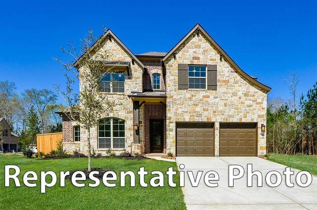 15666 Scolty Reach Lane, Humble, TX 77396 (MLS #8046280) :: The Bly Team