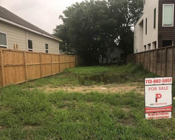 3307 Gillespie Street, Houston, TX 77020 (MLS #80467585) :: The Freund Group