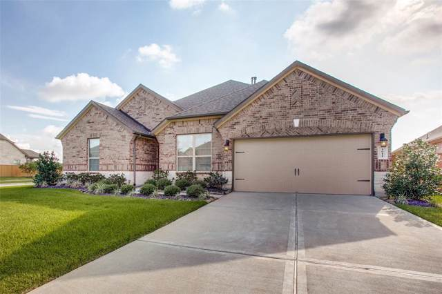 1611 Groce Lane, League City, TX 77573 (MLS #80487715) :: The Bly Team