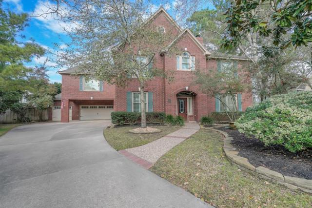 11 China Rose Court, The Woodlands, TX 77381 (MLS #804980) :: The Bly Team
