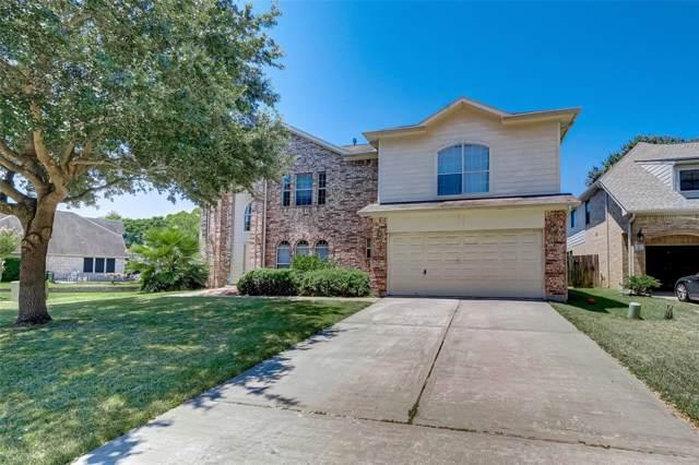 1509 Whispering Oaks Drive, Katy, TX 77493 (MLS #80584927) :: The Bly Team