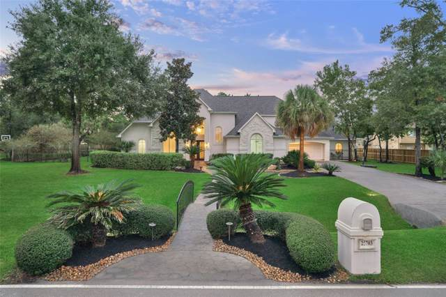 25703 Eagle Chase Lane, Spring, TX 77389 (MLS #80948913) :: Ellison Real Estate Team