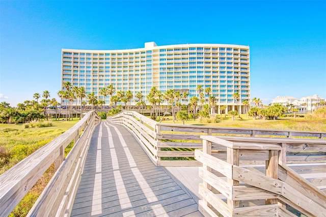 1401 E Beach Drive #109, Galveston, TX 77550 (MLS #80971376) :: The SOLD by George Team