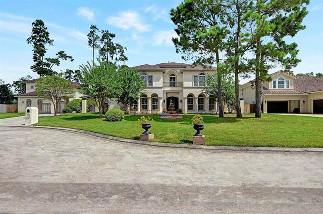 38 Oak Cove Lane, Kingwood, TX 77346 (MLS #81013374) :: The Wendy Sherman Team