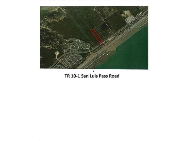 TR 10-1 San Luis Pass Road, Galveston, TX 77554 (MLS #81044635) :: Texas Home Shop Realty
