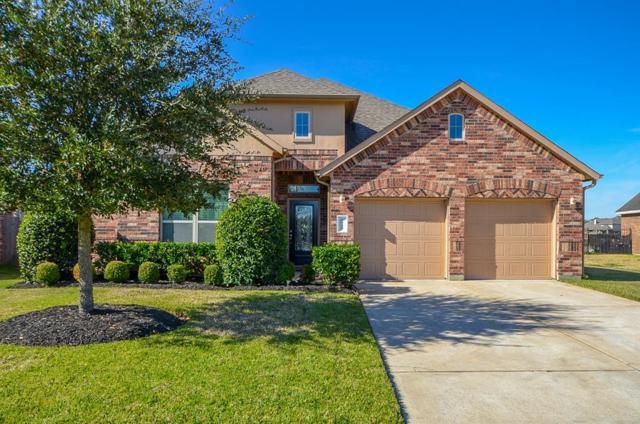 9710 Silver Terrace Drive, Rosharon, TX 77583 (MLS #81129010) :: Texas Home Shop Realty