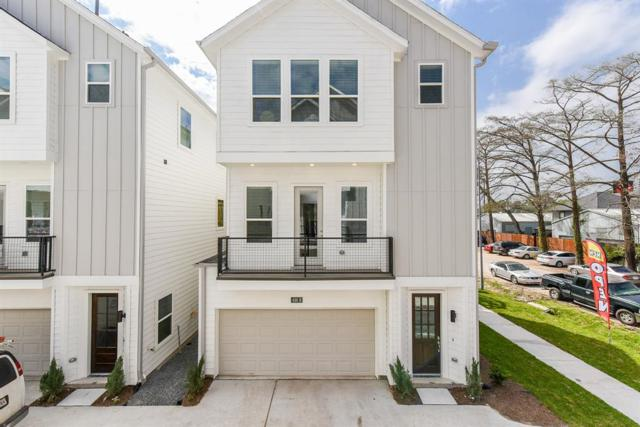 420 W 28th Street D, Houston, TX 77008 (MLS #81449758) :: The SOLD by George Team