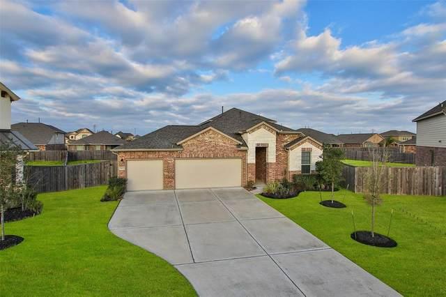 9815 Wyatt Shores Drive, Humble, TX 77396 (MLS #81450075) :: Lisa Marie Group | RE/MAX Grand