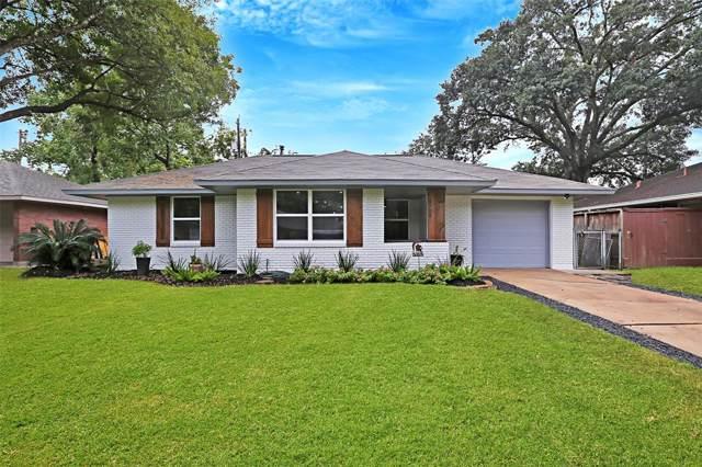 4709 Libbey Lane, Houston, TX 77092 (MLS #81462575) :: The Jill Smith Team