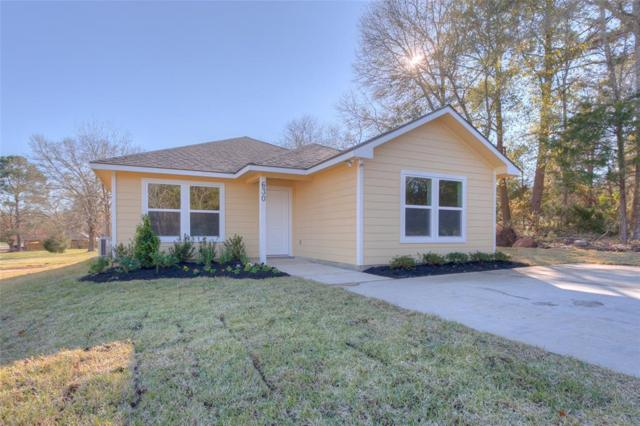 632 1st Street Drive, Huntsville, TX 77320 (MLS #81533772) :: The Heyl Group at Keller Williams