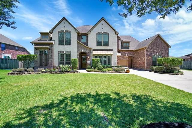 17710 Refuge Lake Drive, Cypress, TX 77433 (MLS #81561569) :: Ellison Real Estate Team