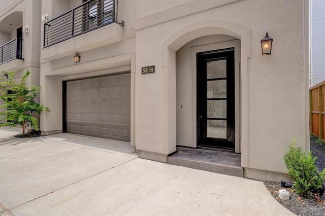 5516 Petty Street A, Houston, TX 77007 (MLS #8162921) :: Giorgi Real Estate Group
