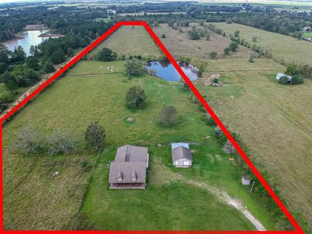 17805 Becker Road, Hockley, TX 77447 (MLS #81841438) :: Giorgi Real Estate Group