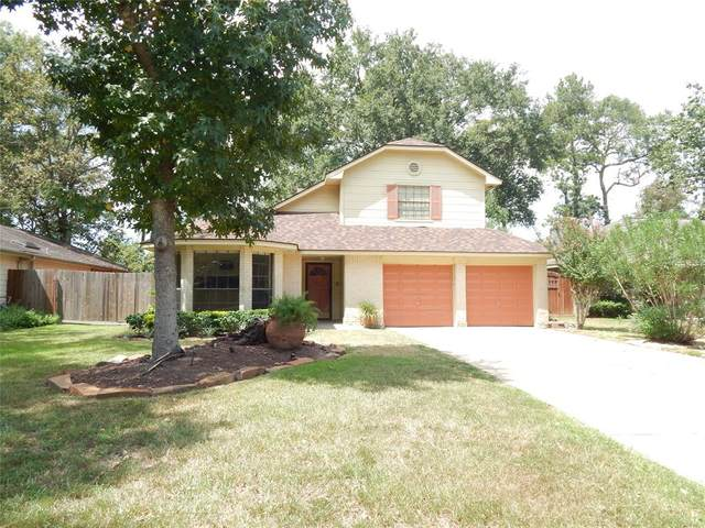 2819 Creek Manor Drive, Houston, TX 77339 (MLS #81899242) :: The SOLD by George Team