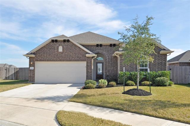16334 Tyler Reach Drive, Hockley, TX 77447 (MLS #81942484) :: The Bly Team