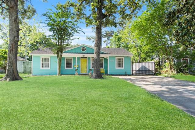 975 W 41st Street, Houston, TX 77018 (MLS #82117131) :: The SOLD by George Team