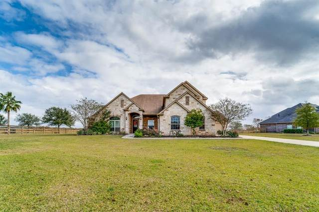 4622 Shadow Grass Drive, Katy, TX 77493 (MLS #82168650) :: The Bly Team
