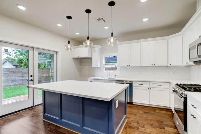 903 Taylor Street, Houston, TX 77007 (MLS #82245266) :: The Property Guys