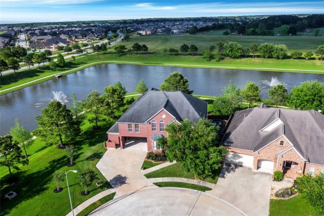 14514 Lakeside View Way, Cypress, TX 77429 (MLS #8232150) :: The Home Branch