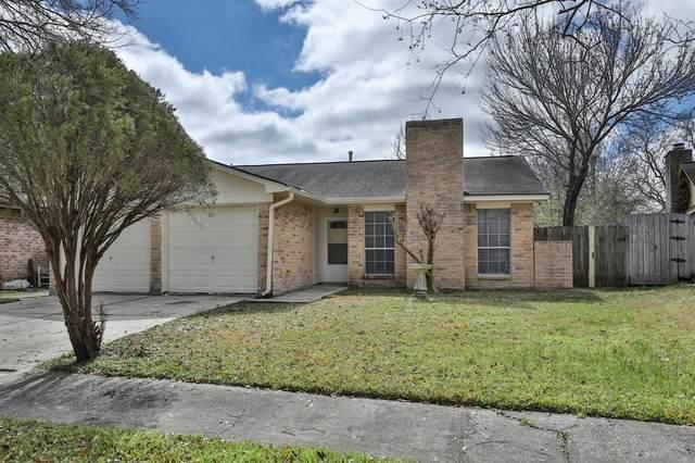 5410 Heronwood Drive, Humble, TX 77346 (MLS #8233390) :: Ellison Real Estate Team
