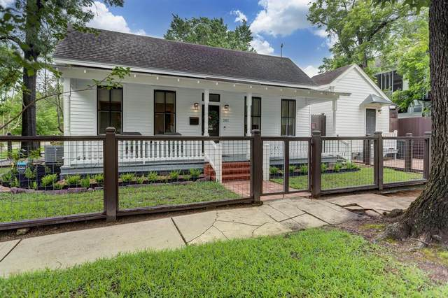 201 E 5th Street, Houston, TX 77007 (MLS #8251249) :: Keller Williams Realty
