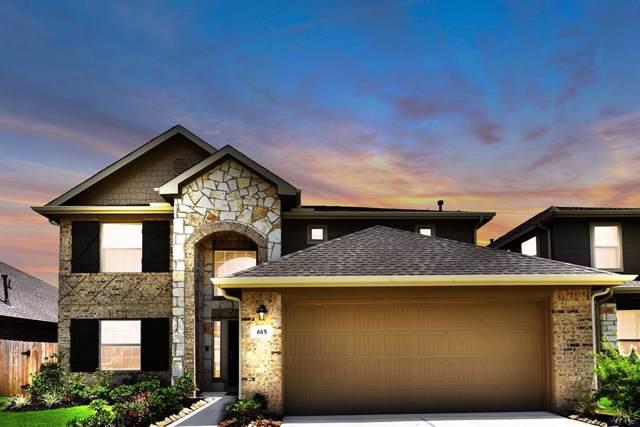 615 Liberty Pines Lane, La Marque, TX 77568 (MLS #82528605) :: The Heyl Group at Keller Williams