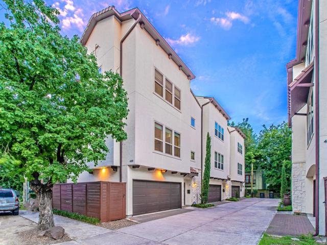 4301 Dickson A, Houston, TX 77007 (MLS #82532958) :: The SOLD by George Team