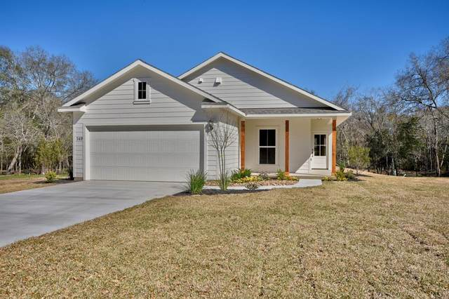 147 Machemehl Drive, Bellville, TX 77418 (MLS #8302066) :: The Andrea Curran Team powered by Compass