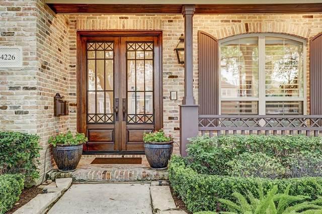 4226 Byron Street, Houston, TX 77005 (MLS #83047702) :: The Sansone Group
