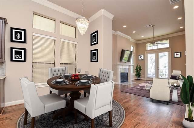 1427 Shearn Street, Houston, TX 77007 (MLS #83286363) :: Texas Home Shop Realty