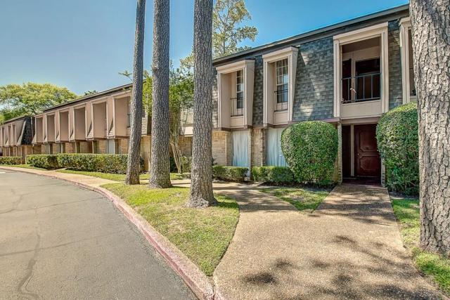 12633 Memorial Drive #54, Houston, TX 77024 (MLS #83379116) :: Texas Home Shop Realty