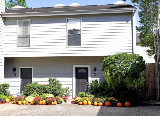 4225 Purdue Street C, Houston, TX 77005 (MLS #83410699) :: Oscar Fine Properties