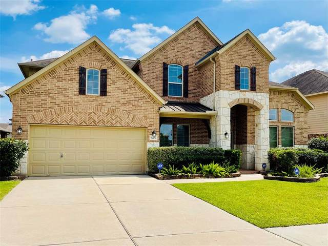 9203 Clearwater Ranch Lane, Richmond, TX 77407 (MLS #83531595) :: The Bly Team