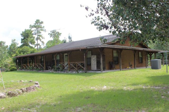 1021 Pr 6710, Chester, TX 75936 (MLS #83561914) :: The SOLD by George Team