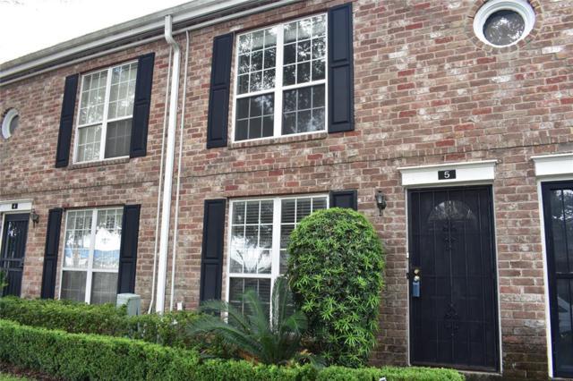 6410 Del Monte Drive #5, Houston, TX 77057 (MLS #8372777) :: Texas Home Shop Realty