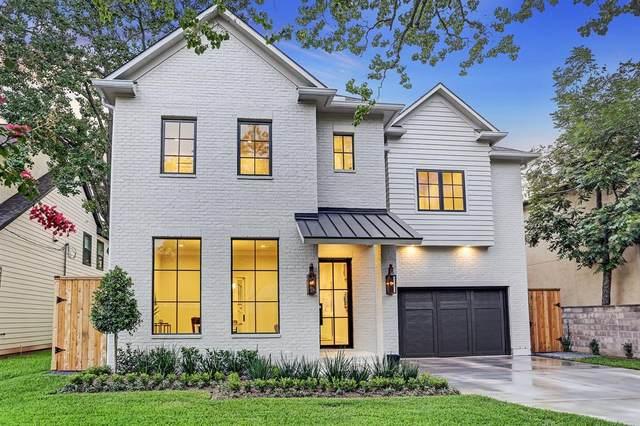 6308 Community Drive, Houston, TX 77005 (MLS #83990554) :: The Sansone Group