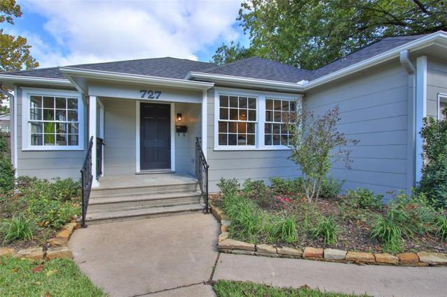 727 Fugate Street, Houston, TX 77009 (MLS #84025731) :: The SOLD by George Team