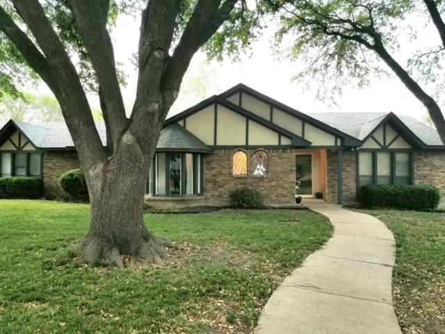 10108 Locksley Drive, Benbrook, TX 76126 (MLS #84075123) :: Texas Home Shop Realty
