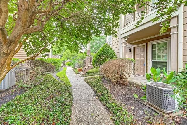 1880 White Oak Drive #167, Houston, TX 77009 (MLS #84088986) :: Green Residential