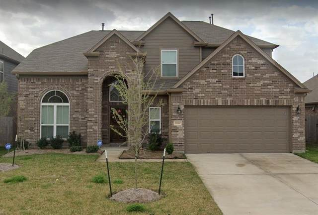 2810 Verdant Spring Trail, Katy, TX 77493 (MLS #84100482) :: The SOLD by George Team