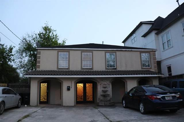1114 E 29th Street, Houston, TX 77009 (MLS #84136106) :: The SOLD by George Team