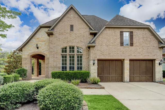 18 Wood Manor Place, The Woodlands, TX 77381 (MLS #84176324) :: The Home Branch
